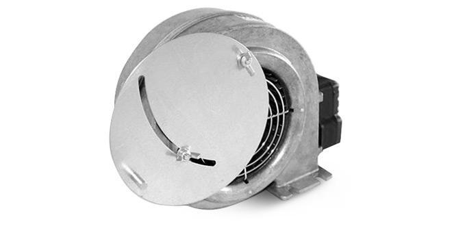 Aluminiowy wentylator